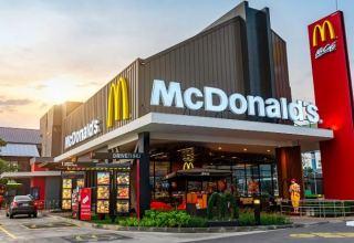 McDonald's sales soar on higher prices, newer menu items