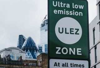 London launches Europe's biggest scheme to drive polluting vehicles off roads