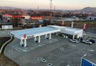 SOCAR increases number of gas filling stations in Romania (PHOTO)