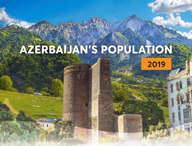 Azerbaijan's population grows by another 13,133 people