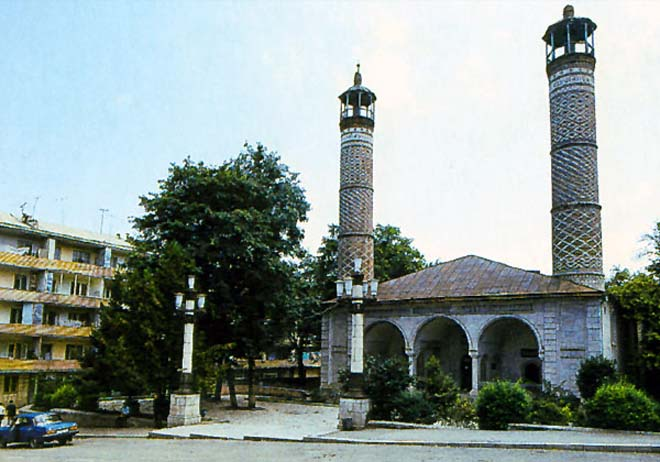 Photo: 22 years pass since occupation of Azerbaijan's city of Shusha / Nagorno-karabakh conflict