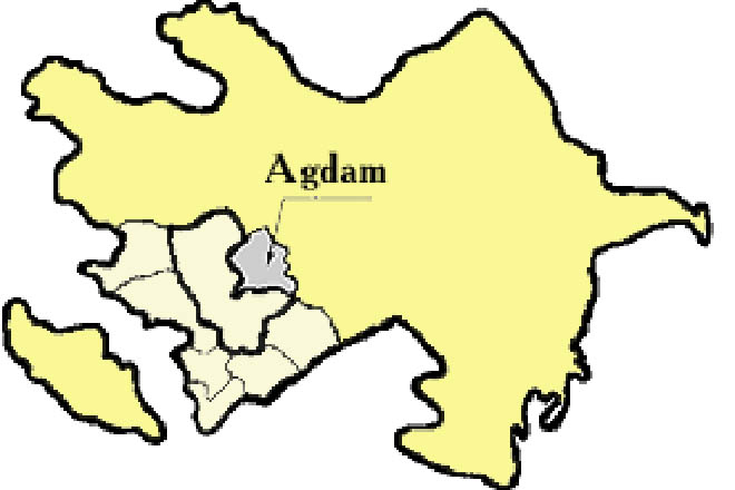 Photo: 21 years pass since occupation of Azerbaijan's Aghdam region / Society