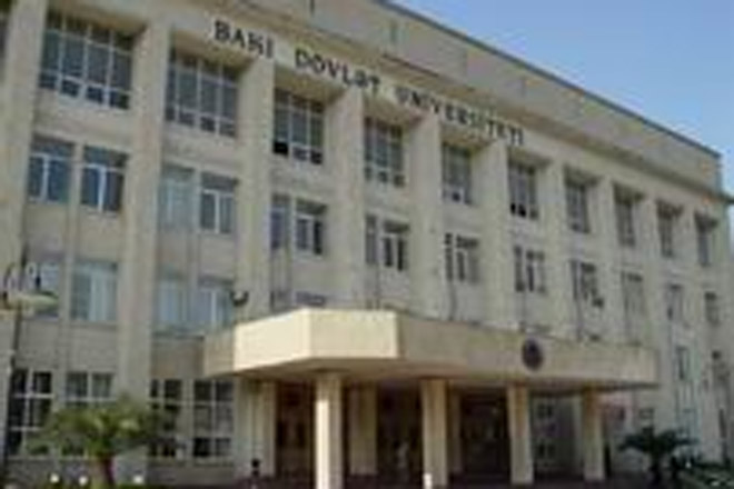 Photo: Baku State University to cooperate with CIS Nanotechnology Center / Society