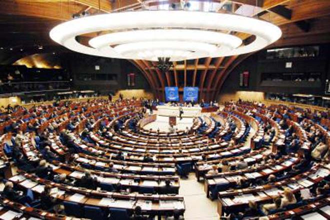 Photo: Council of Europe body rejects Crimea annexation / Politics