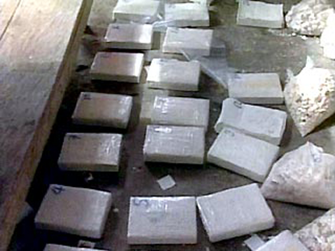 Photo: Frequent cases of drug smuggling by sea observed in Iran  / Society