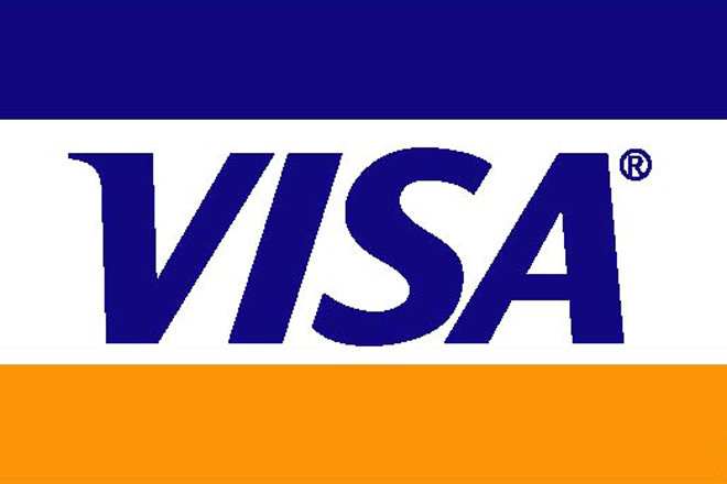 Photo: Visa says suspending services to sanctioned Russian banks / Other News