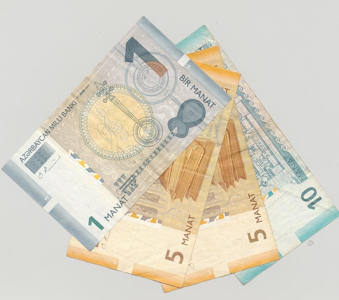 Photo: Weekly review of Azerbaijani currency market / Economy news