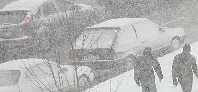 Photo: Second Japan snow storm leaves thousands stranded / Other News