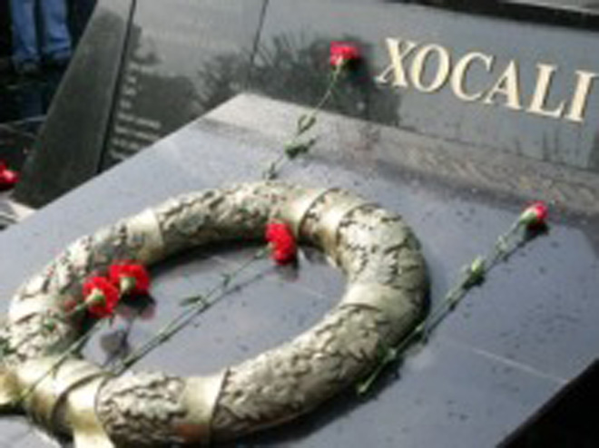Photo: Protests on Khojaly genocide to be held in several world countries / Nagorno-karabakh conflict