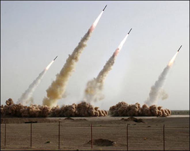 Photo: Iran's Khatam-ol-Anbiya Air Defense Base holds military exercise / Iran