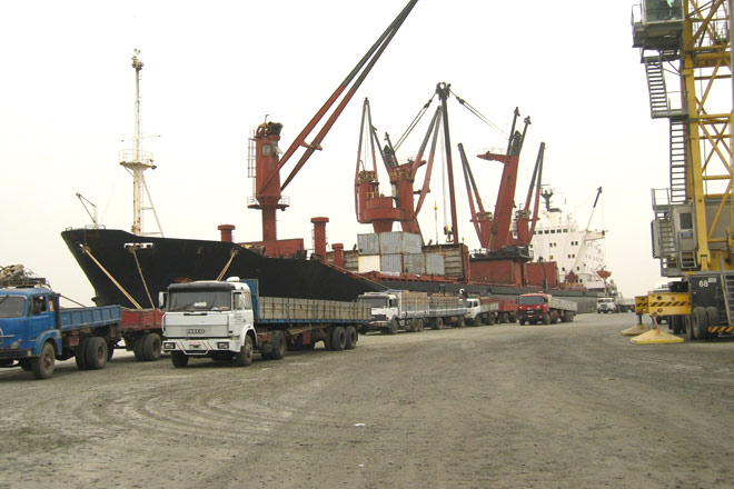Photo: Baku Sea Port expects for passenger trip Anzali-Baku / Economy news