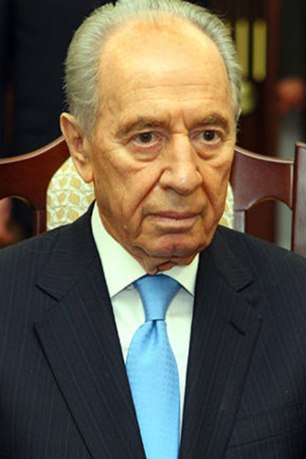 Photo: Peres: Israel wasn't involved in Tehran hit / Iran