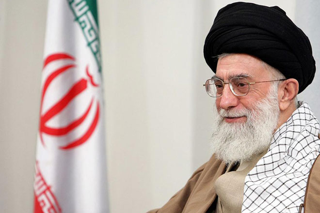 Photo: Khamenei: idea of U.S. coming to terms with Islam is wrong / Iran