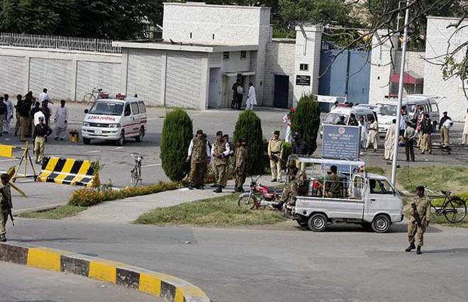Photo: Four Pakistanis killed in cross-border fire / Other News