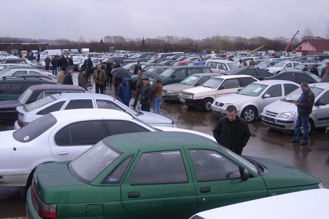 Photo: Cars account for over half of Georgian export to Azerbaijan / Economy news