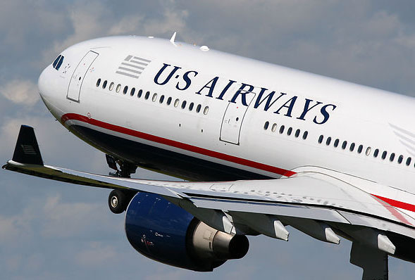 Photo: US Airways to resume Tel Aviv flights Thursday