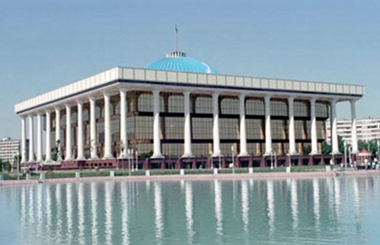 Photo: Uzbek parliament's legislative chamber passes bill on state bodies' openness  / Uzbekistan