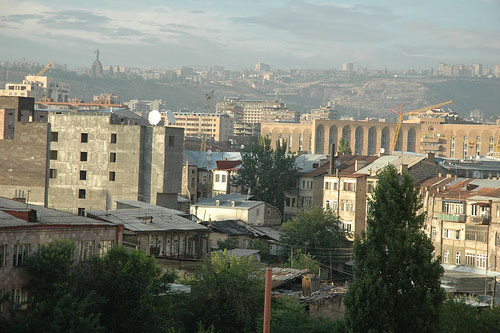 Photo: Armenia in economic deadlock / Commentary