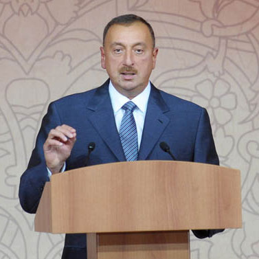 "Photo: Azerbaijani president included in ""500 most influential Muslims of world"" book / Politics"