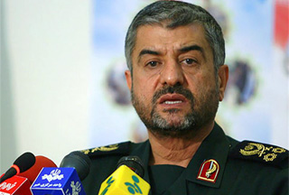 Photo: Iran's enemies will be threaten from inside if they attack / Iran
