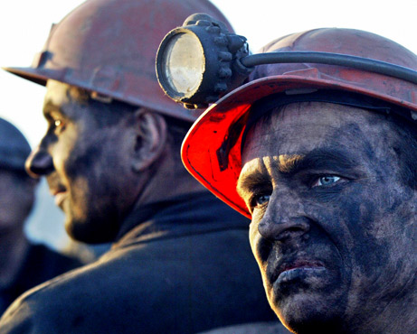 Photo: Turkey mine disaster: firm claims 'unprecedented' fire / Turkey