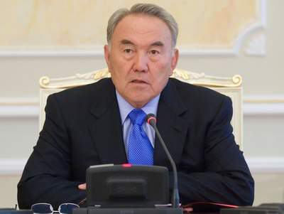 Photo: Kazakh president names reason for crisis in Ukraine