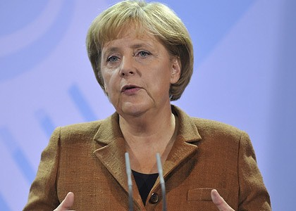 Photo: German chancellor to visit Georgia