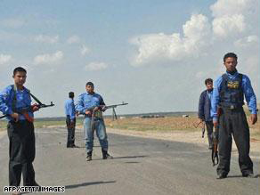 Photo: Iraq police struggle to protect oil pipelines / Arab World