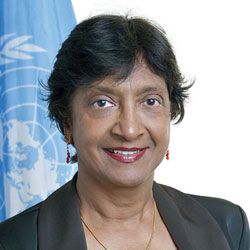 Photo: UN High Commissioner for Human Rights to visit Georgia in May / Georgia