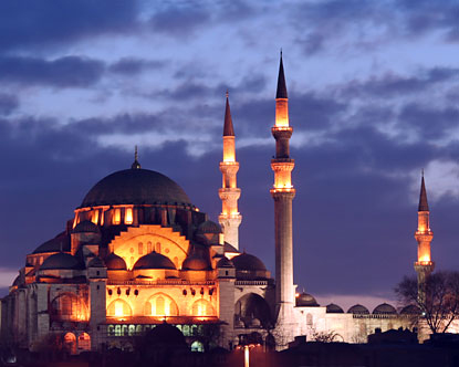 Photo: Istanbul home to most mosques in Turkey / Turkey