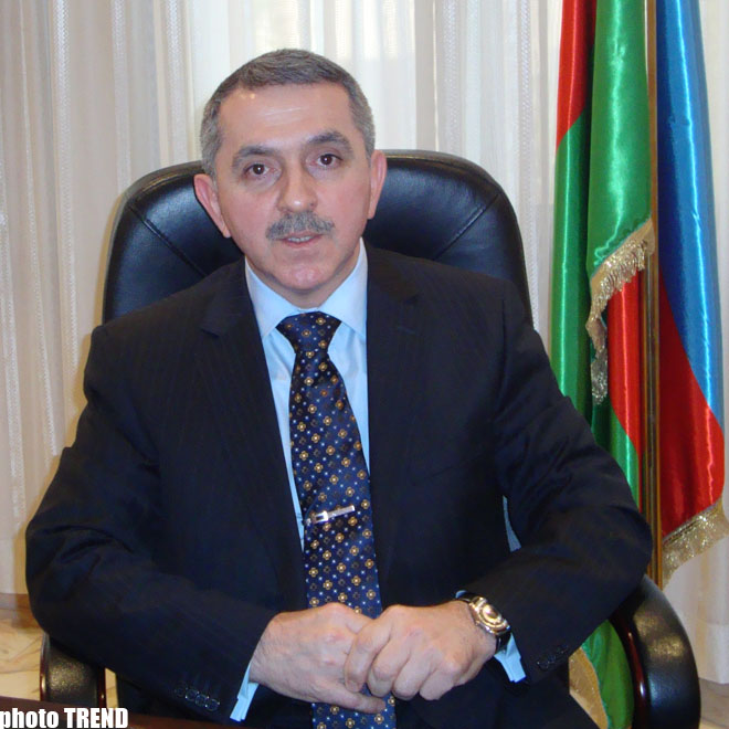 Photo: Ambassador: Embassy will continue providing necessary help to Azerbaijanis in Egypt / Politics