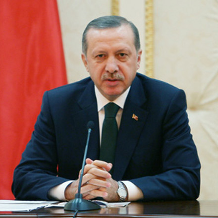 Photo: Turkish PM again undergoes surgery / Politics