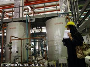 Photo: NAM participants can visit Iran's nuclear facilities / Iran