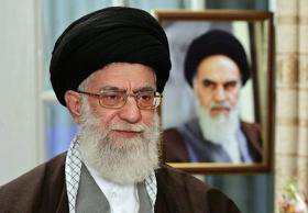 Photo: Iranian Supreme Leader proposes solution to Syrian crisis / Iran