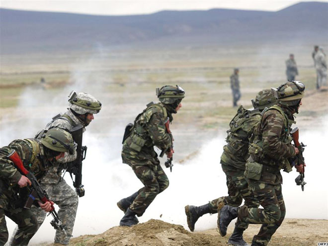 Photo: Russia, Kazakhstan and Belarus carry out anti-terrorist exercises / Kazakhstan