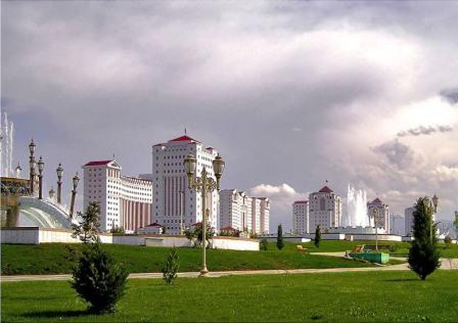 Photo: Ashgabat, Bucharest sign package of intergovernmental agreements / Turkmenistan