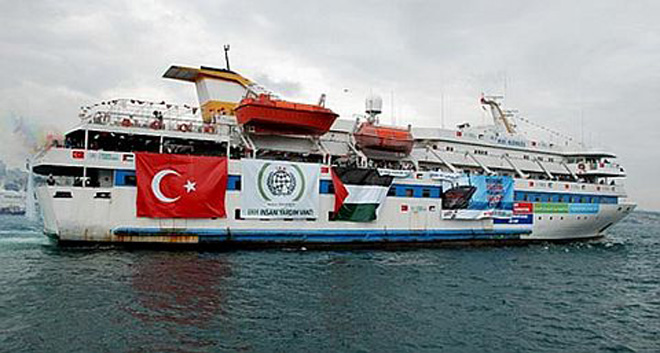 Photo: Mavi Marmara victims won't be forgotten: Haniyeh / Arab World