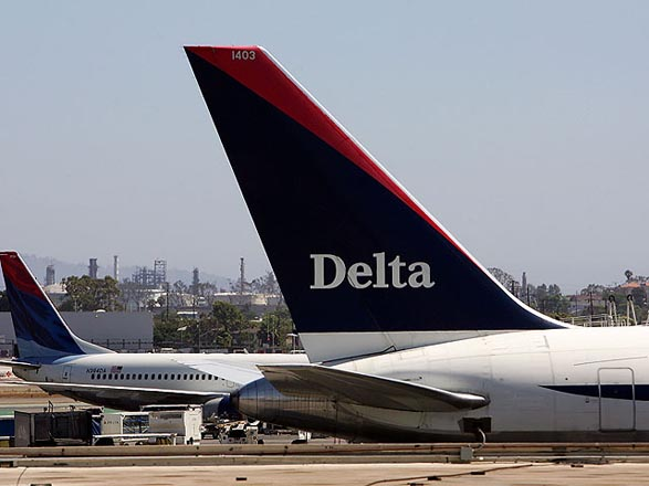 Photo: U.S. Delta airlines cancel all flights to Israel indefinitely