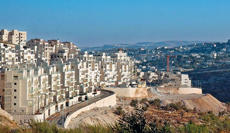 Photo: Israel okays 50 new settler homes in East Jerusalem / Israel