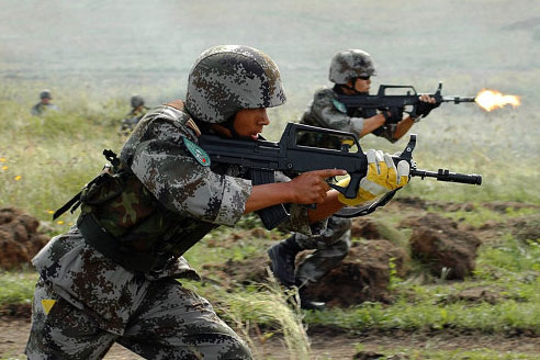 Photo: Uzbek secret services hold counterterrorism exercises  / Uzbekistan