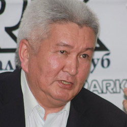 Photo: Kyrgyz opposition accuses authorities of 'dishonest' elections / Kyrgyzstan