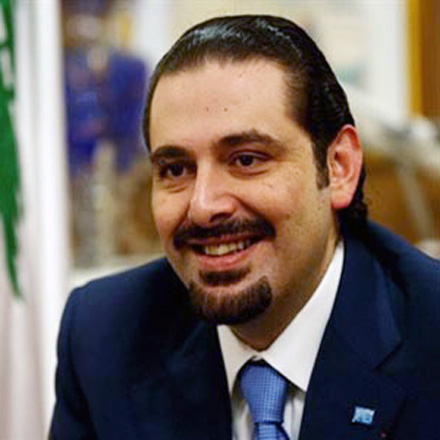 Photo: Hariri says could share power with Hezbollah / Arab World