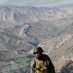 Photo: US to bolster Afghan-Pakistan border / Other News