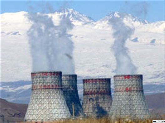 Photo: Design life of Metsamor Nuclear Power Plant's existing energy block in Armenia extended ti / Armenia