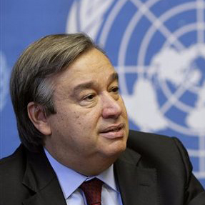 Photo: U.N. refugee chief warns world powers not to forget Syria conflict / Arab World