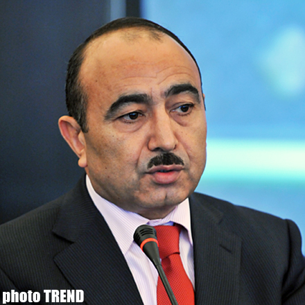 Photo: Top official: Women have specific role in Azerbaijani society