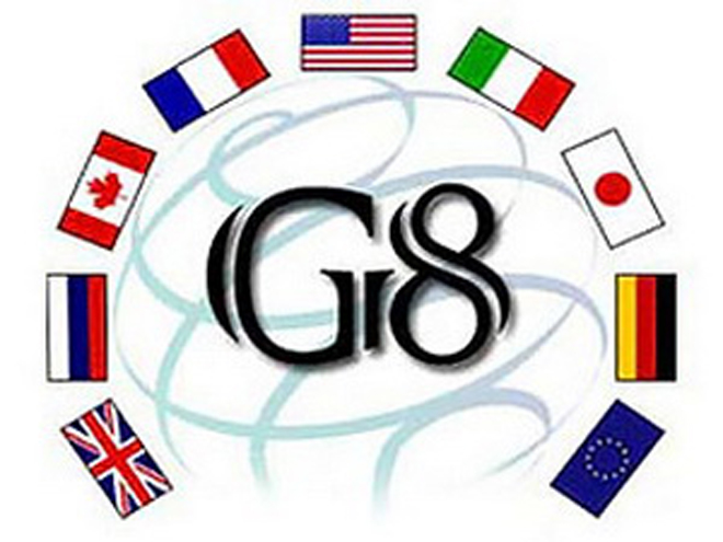Photo: Russia's membership in G8 suspended / Politics