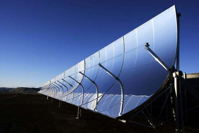 Photo: Kazakhstan and French Total intend to cooperate in solar energy area