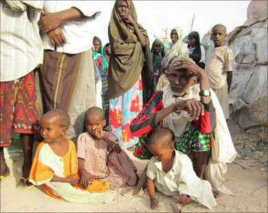 Photo: Over 1 million Somalis at risk of starvation, says UN / Other News