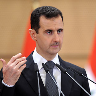 Photo: Assad: With no foreign meddling, Syrian war over in 2 weeks  / Arab World